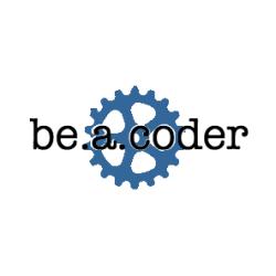 beacoder blue logo